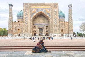 Bí kíp khám phá Uzbekistan 12 ngày