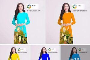 Công ty Phan Trần xin lỗi vì 'đạo tranh' lên áo dài