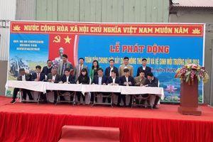 Xã Cao Viên, huyện Thanh Oai, Hà Nội: Phát động xây dựng đạt chuẩn nông thôn mới 2019