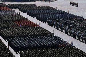 Hơn 13.000 binh sĩ, vũ khí tối tân Nga duyệt binh Ngày Chiến thắng
