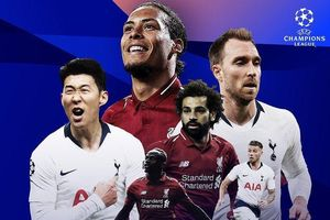 Chung kết Champions League Tottenham vs Liverpool diễn ra ở đâu, khi nào?