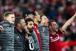Đánh bại Barca, Liverpool tái hiện đêm huyền diệu ở Anfield