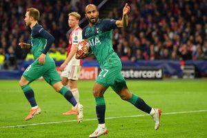 Lập hat-trick, Lucas Moura sánh ngang thành tích với Ronaldo