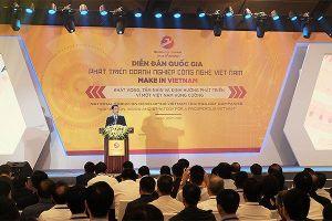 Bộ trưởng TTTT: Việt Nam phải sản xuất, đóng góp công nghệ cho thế giới