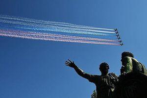 Nga: 14h chiều 9/5, duyệt binh quy mô lớn tại Quảng trường Đỏ
