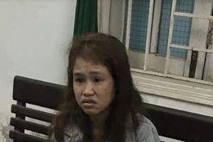 Nữ 'nin-ja' chuyên trộm cắp tài sản bị bắt giữ