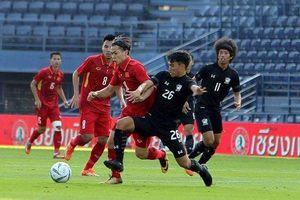 Thầy trò HLV Park Hang-seo vui mừng khi gặp Thái Lan trận mở màn King's Cup 2019
