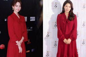 Cái kết đầy bất ngờ khi diễn viên và idol xứ Hàn ''đụng hàng''