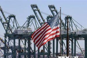 Thâm hụt thương mại của Mỹ tăng 'khiêm tốn' trong tháng 3