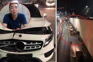 Khởi tố tài xế lái Mercedes đâm tử vong 2 người phụ nữ ở hầm Kim Liên