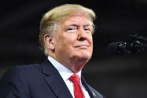 Tổng thống Trump 'hạnh phúc' khi áp thuế mới với hàng hóa Trung Quốc