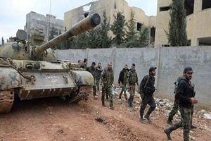 Quân đội Syria phục kích ở Hama, hàng chục khủng bố nước ngoài bỏ mạng