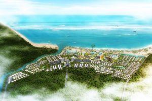 Sở Tài nguyên và Môi trường thông tin về việc triển khai Dự án Khu du lịch Lạc Việt