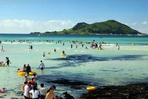 Phần lớn khách quốc tế đến Hàn Quốc để vui chơi giải trí