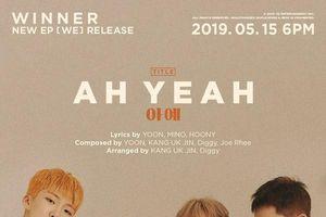 Màn comeback 2019 của Winner: Tên ca khúc chủ đề đã được 'nhá hàng' cùng ảnh teaser mới toanh
