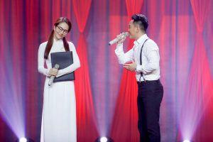 Tái hiện mối tình học trò nổi tiếng của Đàm Vĩnh Hưng - Cẩm Ly trên sân khấu, Mậu Thắng - Kim Ánh cực ăn ý!
