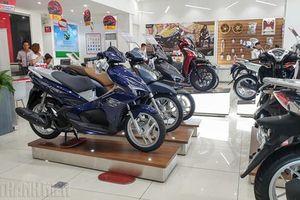 Sức mua sụt giảm, kéo giá bán xe máy tại Việt Nam 'hạ nhiệt'