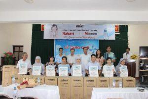 Thừa Thiên Huế: Tặng máy làm mát cho các cơ sở bảo trợ xã hội