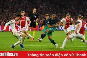 Ngược dòng hạ Ajax, Tottenham vào chung kết Cúp Champions League