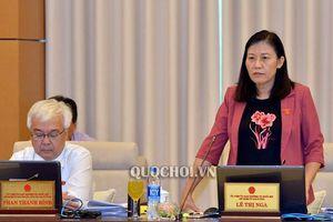 Quốc hội cần có nghị quyết xử lý những vấn đề nóng giữa hai kỳ họp