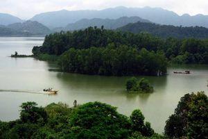 Hồ Núi Cốc nằm ở tỉnh nào của Việt Nam?