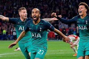 Lucas Moura lập hat-trick, Tottenham giành vé vào chung kết Champions League