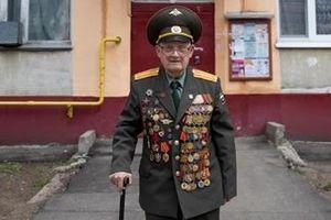 Khách mời 100 tuổi của Tổng thống Putin tại lễ duyệt binh ở Quảng trường Đỏ