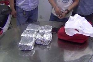 Các đường dây ma túy bị 'triệt', mua ma túy từ Campuchia về 'chế' để bán