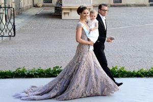 Công chúa Thụy Điển và những khoảnh khắc làm nên biểu tượng thời trang