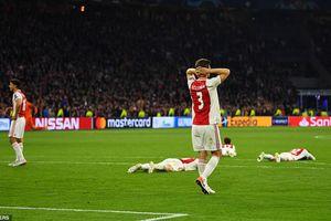 Góc chuyên gia: Ajax thất bại vì thích nghi kém