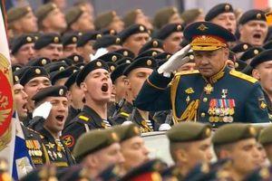 Nước Nga diễu binh kỷ niệm 74 năm ngày Chiến thắng