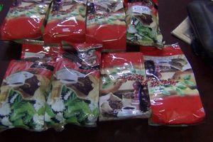 Phân phối hàng chục kg ma túy tổng hợp, 3 đối tượng bị bắt giam