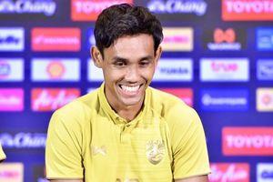 Đối đầu Việt Nam ở King's Cup là trận đấu đặc biệt của đội trưởng Thái Lan