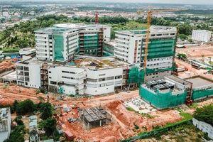 Nhiều dự án bệnh viện nghìn tỷ ở TP.HCM giải phóng mặt bằng khó khăn