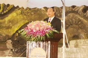 Thủ tướng biểu dương những thành tựu to lớn của tỉnh Thanh Hóa
