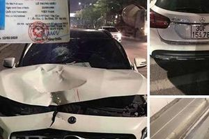 Khởi tố, bắt tạm giam 4 tháng tài xế Mercedes gây tai nạn kinh hoàng ở hầm Kim Liên khiến 2 phụ nữ thiệt mạng