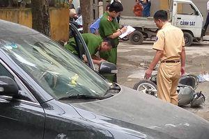 Người dân kể lại giây phút chứng kiến nữ tài xế lùi xe Camry cán chết người: Cô ấy gây tai nạn rồi rời khỏi hiện trường