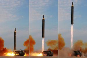 Triều Tiên tiếp tục phóng 2 tên lửa tầm ngắn ra biển