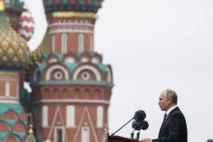Tổng thống Putin tuyên bố tiếp tục tăng cường tiềm năng quốc phòng Nga
