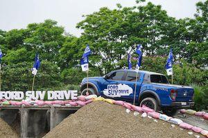 Tha hồ lái thử xe ở sự kiện Ford SUV Drive