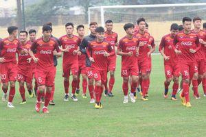 U23 Việt Nam đá giao hữu với U23 Myanmar: Bài kiểm tra trước SEA Games