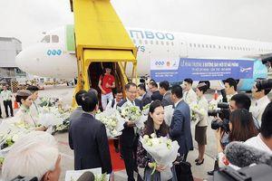 Bamboo Airways dự kiến mở 40 đường bay