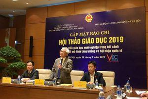 Đề xuất ý tưởng nâng cao chất lượng giáo dục nghề nghiệp Việt Nam