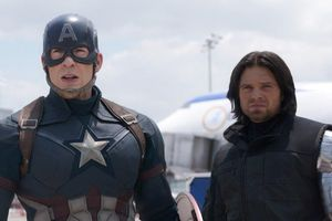 Tại sao Captain America không trao khiên cho Chiến binh Mùa đông?