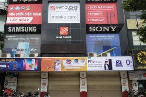 'Máy đang bảo hành ở Nhật Cường Mobile, giờ đến đâu để nhận lại?'