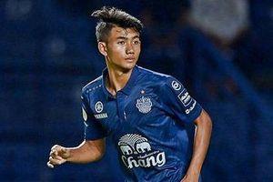 Thái Lan gọi thần đồng 16 tuổi lên tuyển trước trận gặp Việt Nam