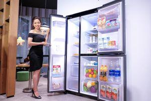 Tủ lạnh Samsung 2 cửa tiết kiệm điện mới về VN, giá từ 25 triệu đồng