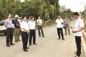 Huyện Gia Lâm giám sát tiến độ các dự án trọng điểm trên địa bàn