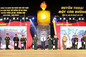 Đường Hồ Chí Minh - Huyền thoại một con đường