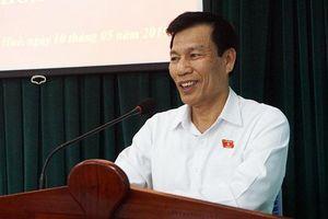 Tiếp xúc cử tri tại TP Huế, Bộ trưởng Nguyễn Ngọc Thiện: Phát triển du lịch gắn với việc bảo tồn và giữ gìn, phát huy giá trị di sản